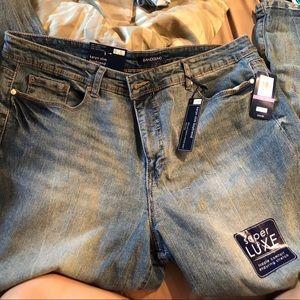 Bandolier Karyn Slim Boyfriend Jeans